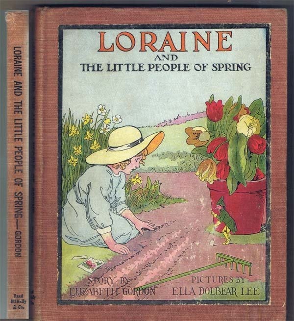 Loraine And The Little People Of Spring;Gordon,