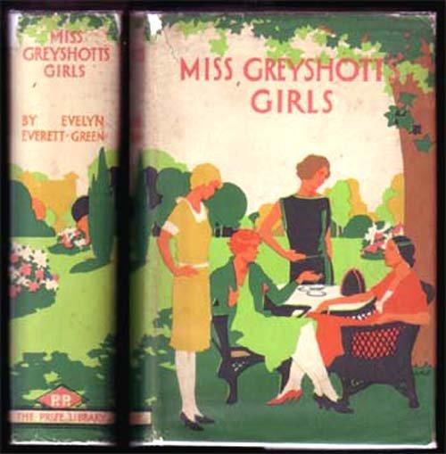 Miss Greyshott's Girls