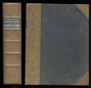 Nouveau Dictionnaire Francois-Italien