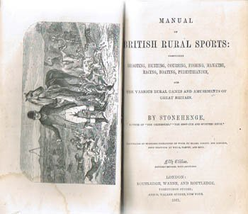Manual Of British Rural Sports