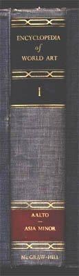 1959,,Encyclopedia Of World Art