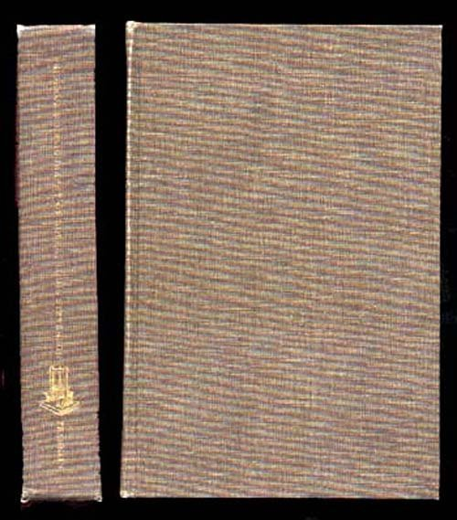 1968,Prideaux, W.F.,Bibliography Of The Works Of Robert