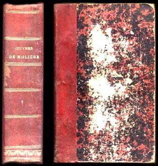 1878,Moliere,Oeuvres Completes De Moliere