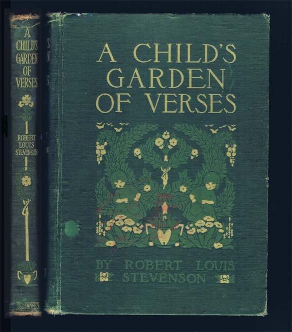 1909,Stevenson, Robert Louis,Child's Garden Of Verses