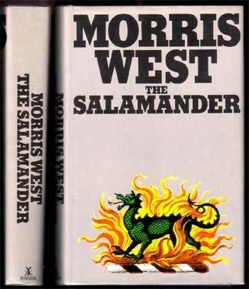 West, Morris,The Salamander