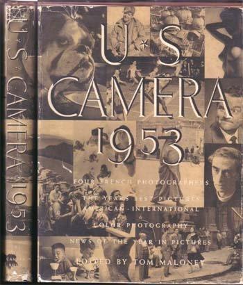 Maloney, Tom,U.S. Camera 1953
