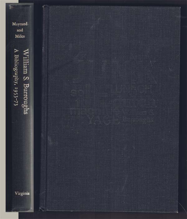 William Burroughs Bibliography