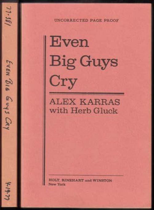 1977 Even Big Guys Cry