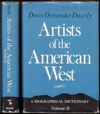 1981 Artists Of The American West