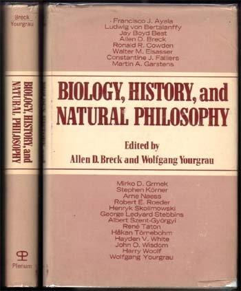 Biology, History & Natural Philosophy