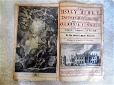 Holy Bible Containing 1717 VINEGAR BIBLE
