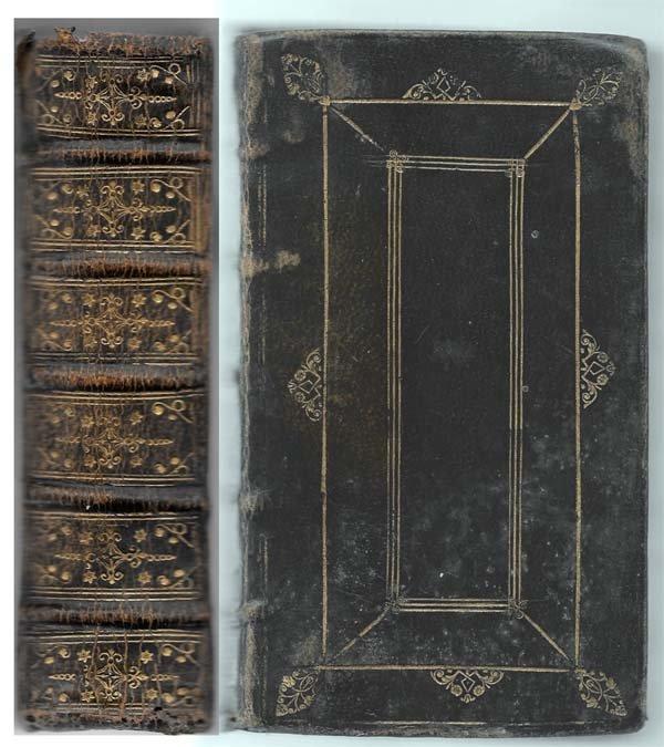 Book Of Common Prayer  1724