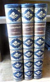 The Complete Works Of Shakespere   1870