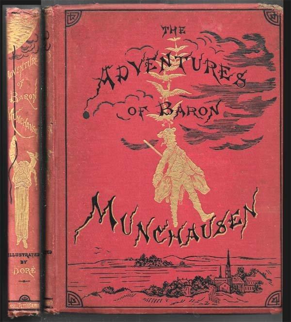 1869 The Adventures Of Baron Munchausen