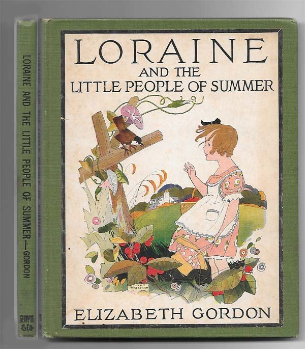 1920 Loraine And The Little People Of Summer
