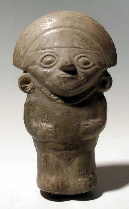 Chimu Molded Figure