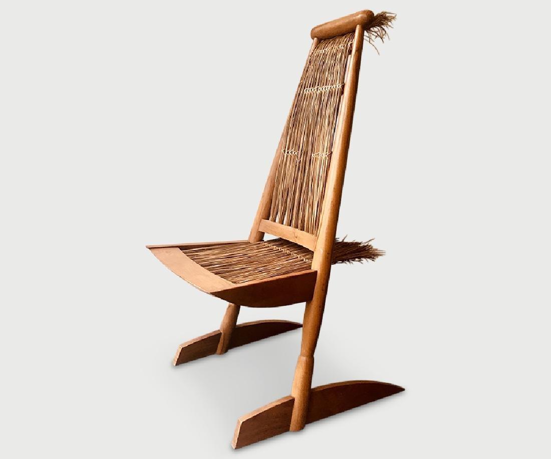 Rush Chair