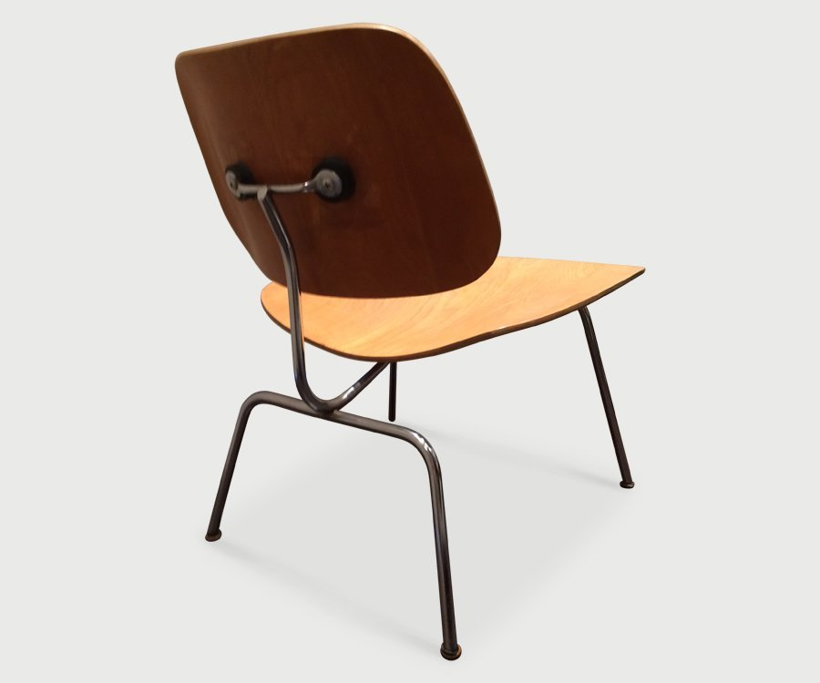 Charles and Ray Eames chair LCM