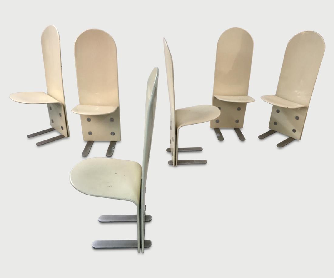 Pelican chairs by Luigi Saccardo