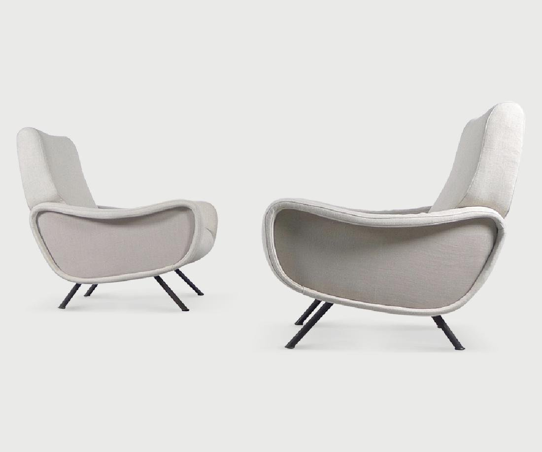Marco Zanuso  Lady Chairs