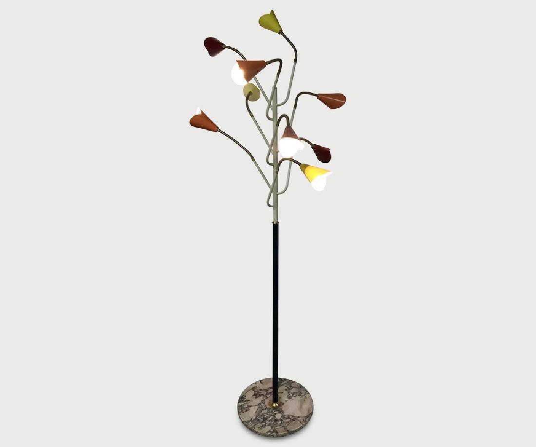 Stilnovo Italian Floor Lamp