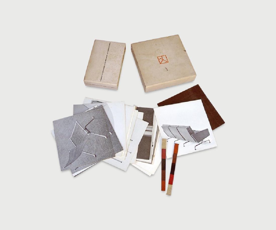Kjaerholm Sample Box