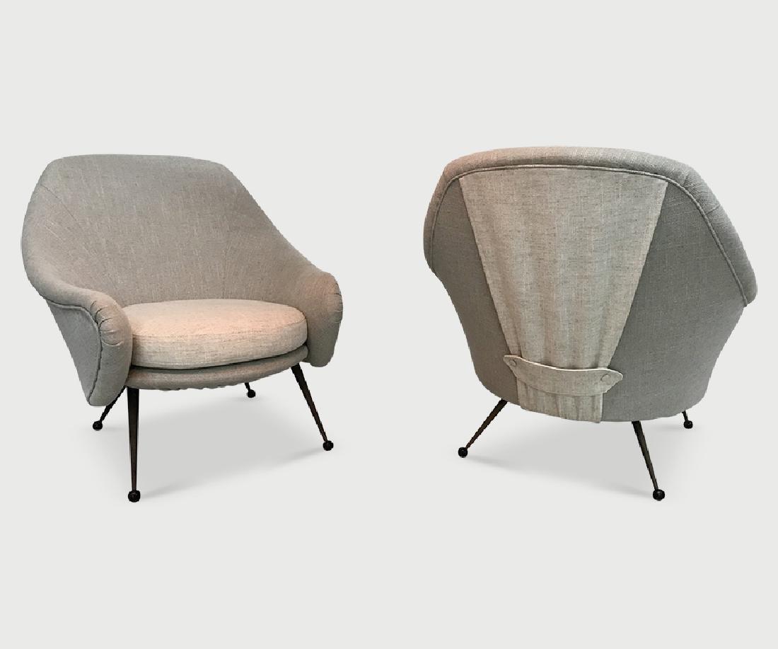 Marco Zanuso Chairs.
