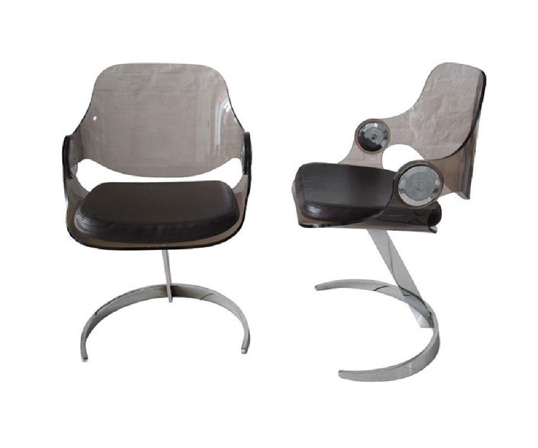 Boris Tabacoff Chairs
