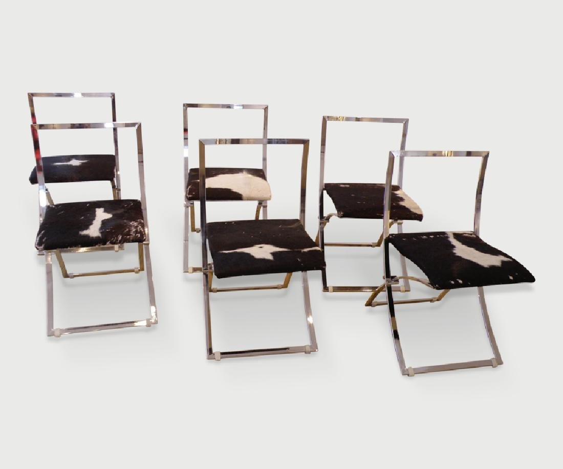Marcello Cuneo 6 Luisa Chairs.