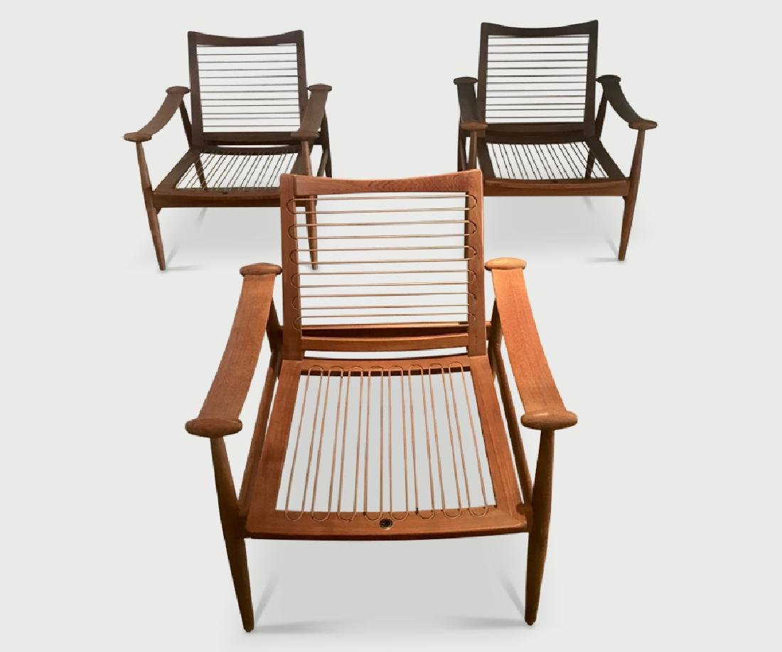 Finn Juhl Spade Chairs