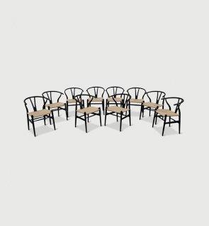 Hans Wegner Wishbone Chairs