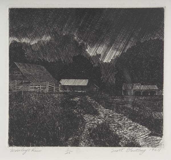 4: Scott Gentling (Am. 1942-)