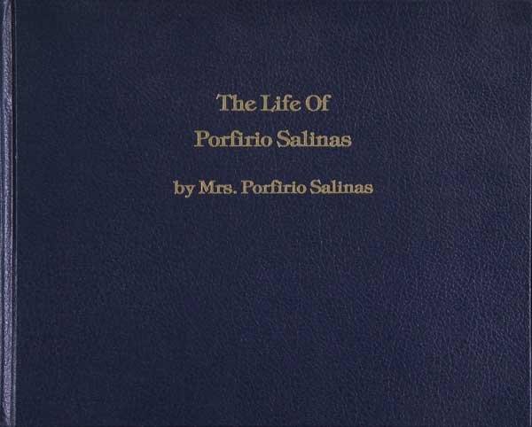 10: Book: Porfirio Salinas
