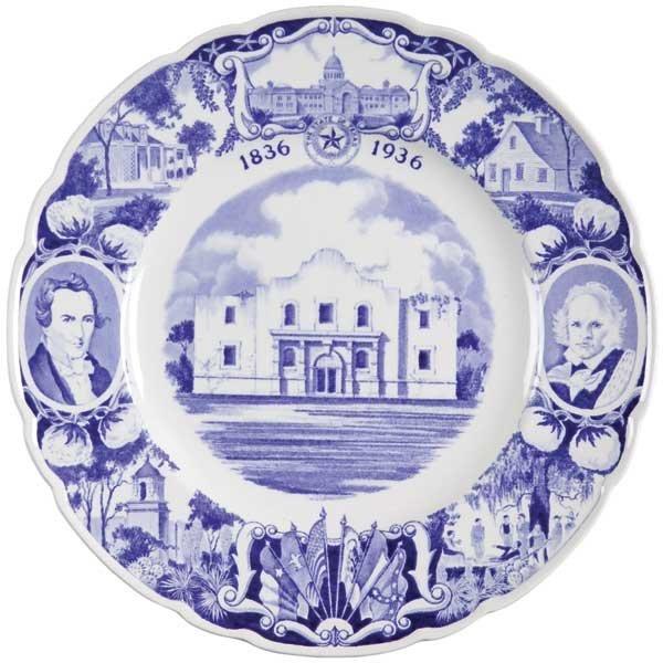 16: Centennial Plate
