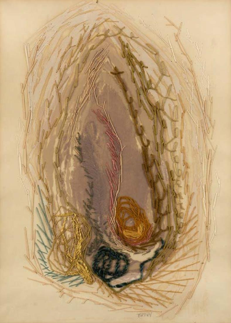 Barbara Maples (Am. 1912-1999), Collaboration: Barbara