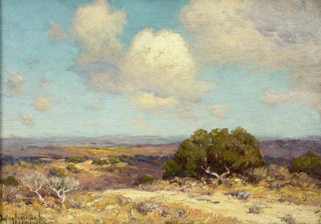 Julian  Onderdonk (Am. 1882-1922), A Nice Morning,