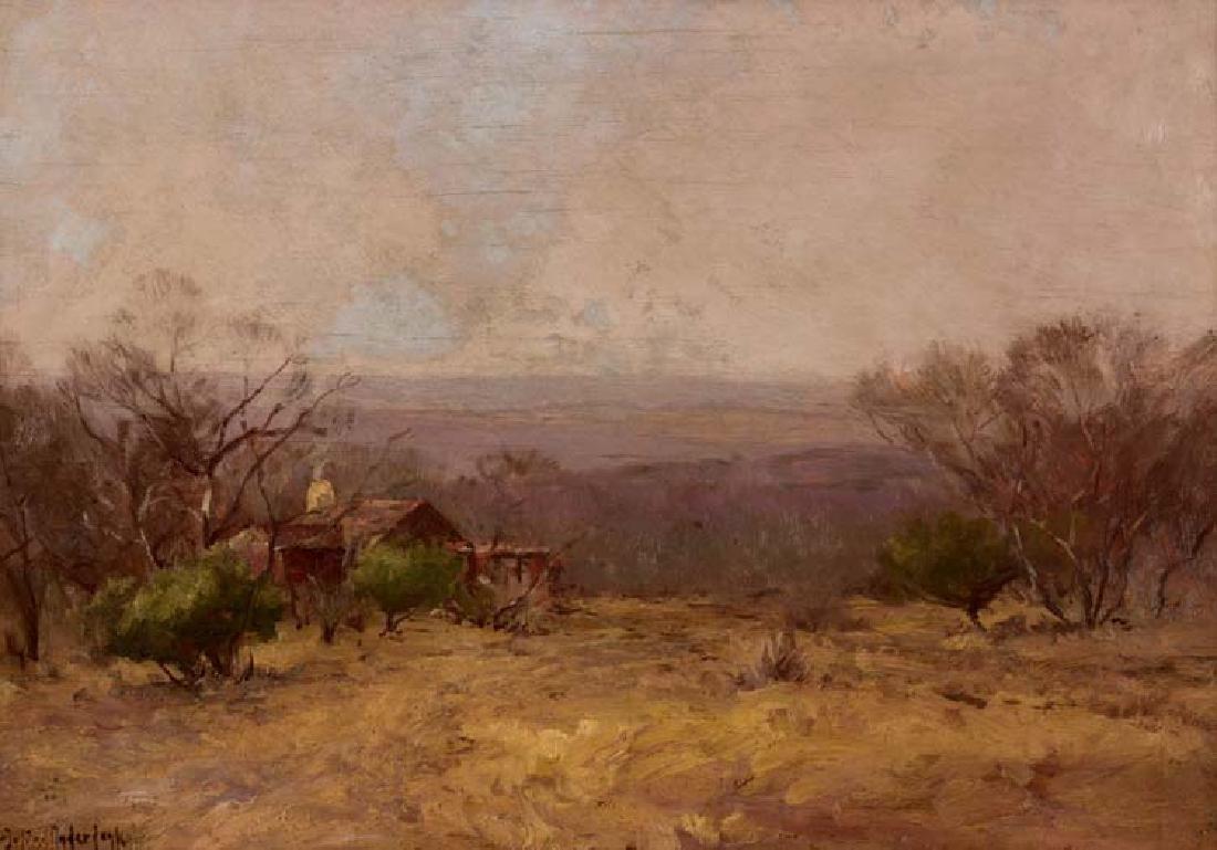Julian Onderdonk (Am. 1882-1922), Gray Day in the