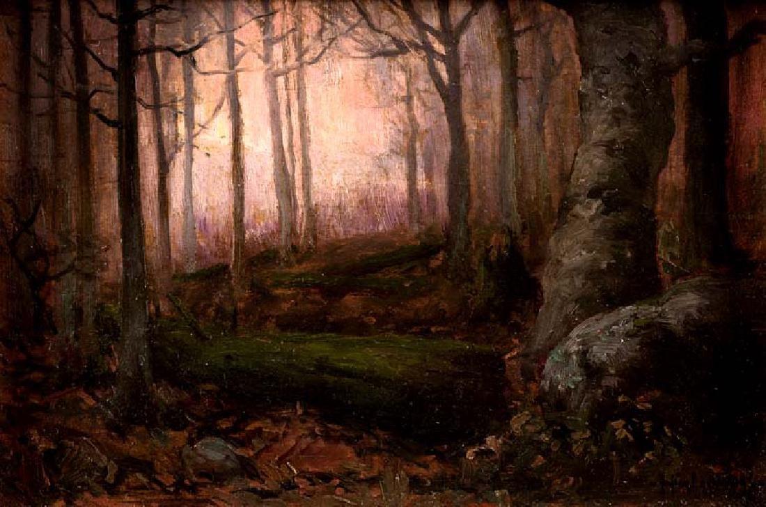 Julian  Onderdonk (Am. 1882-1922), An Old Hemlock, 1909