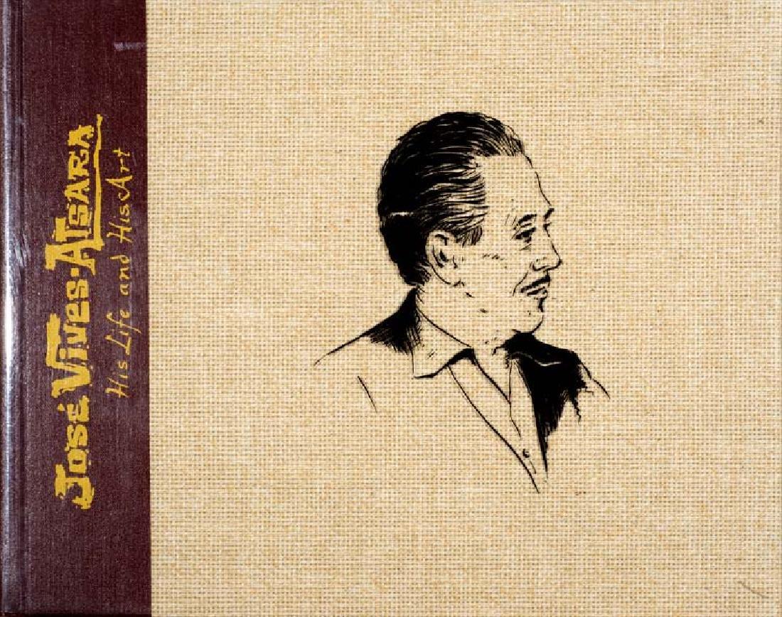 Jose Vives Atsara (Am. 1919-2004), Book:  His Life and