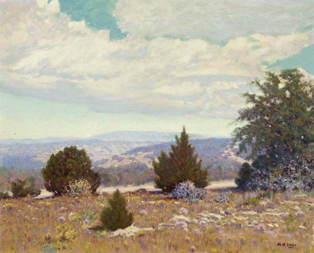 Morris Walton Leader (Am. 1877-1966),  Texas Hill