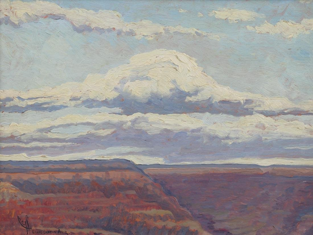 Arthur Haddock (Am. 1895-1980), Grand Canyon, Arizona