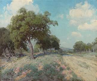 Julian Onderdonk (Am. 1882-1922), Road Through the