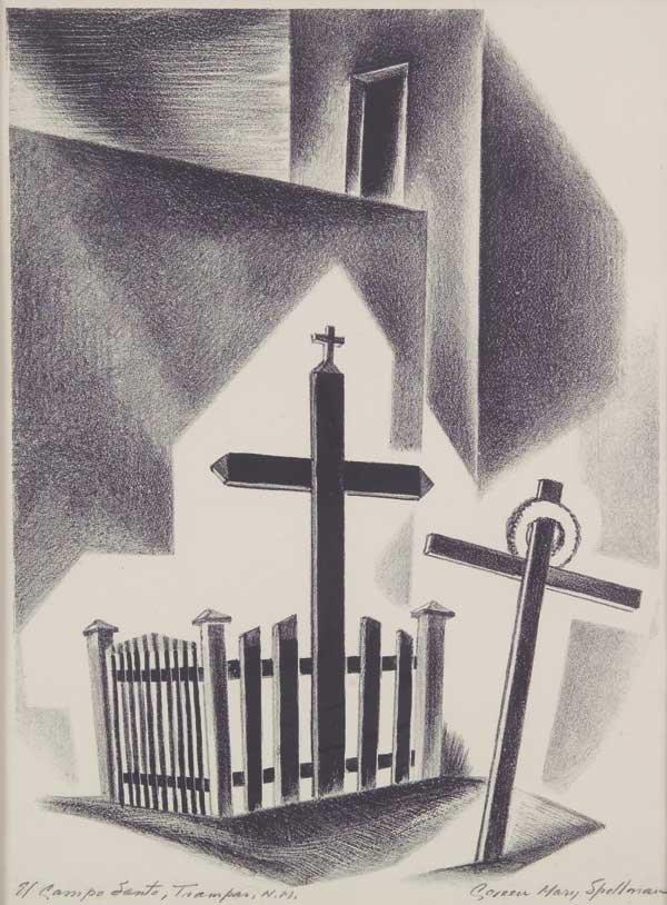 9: Coreen Mary Spellman (Am. 1905-1978)