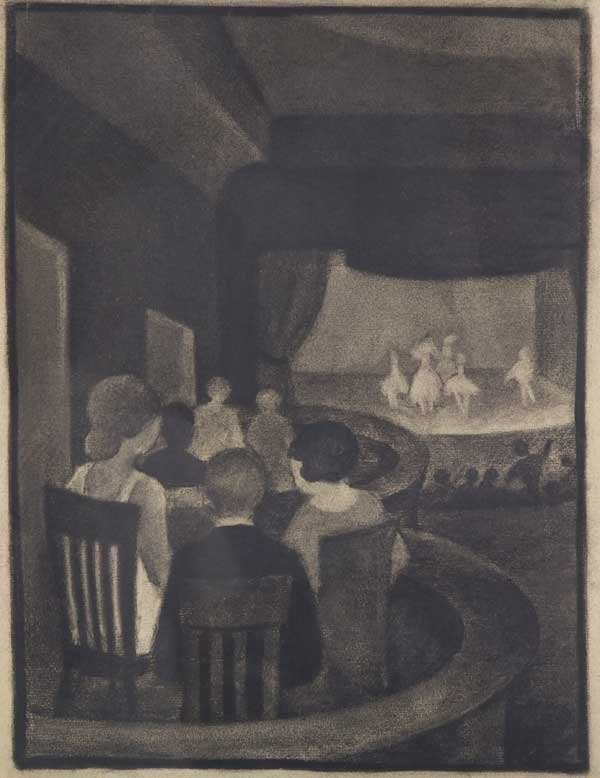 10: Coreen Mary Spellman (Am. 1905-1978)