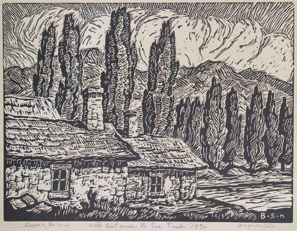 11: Birger Sandzen (Am. 1871-1954)