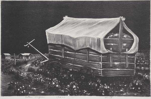 12: Merritt Mauzey (Am. 1897-1973)
