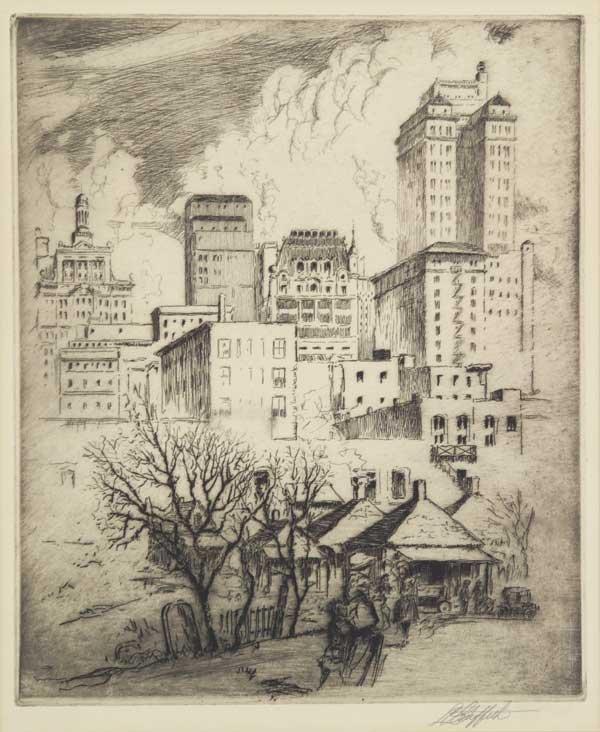 17: Louis Oscar Griffith (Am. 1875-1956)