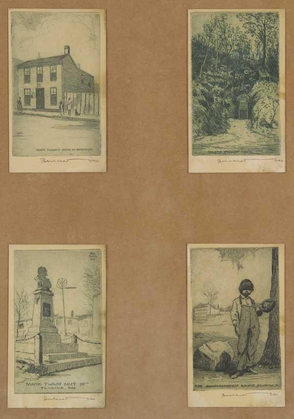 19: Bernhardt Wall (Am. 1872-1956)
