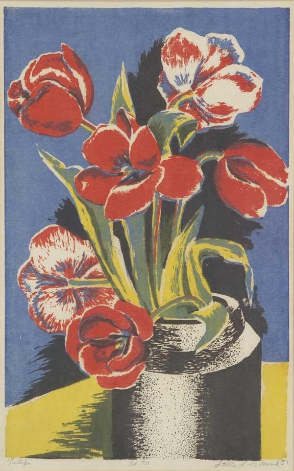 22: Stella La Mond (Am. 1893-1968)
