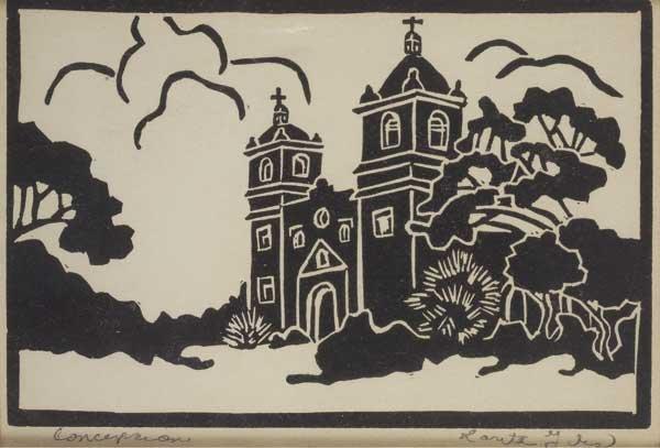 24: Lorita Giles (Am. 1893-1992)